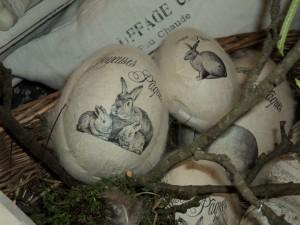 nostalgische Ostern von Jeanne d´arc Living